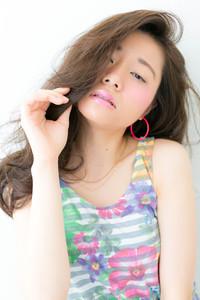 【MINX】中村アン風☆夏のナチュラルロングヘア