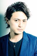 3代目 j Soul brothers風セクシーパーマ★|MINX 原宿店のヘアスタイル