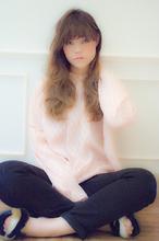 2017年 女子力アップのふわふわロング☆|MINX 原宿店 谷口 敦子のヘアスタイル