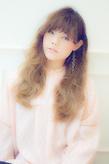2017年 女子力アップのふわふわロング☆