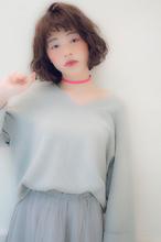大人レディなカジュアルボブ|MINX 原宿店 谷口 敦子のヘアスタイル