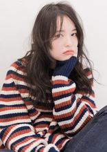 シルキーウェーブ|MINX 原宿店 藤巻 巡日人のヘアスタイル