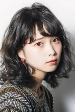 イルミナカラーで染めるスモーキーアッシュ|MINX 原宿店 藤田 昂補のヘアスタイル