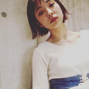 大人 外ハネBOB|MINX 原宿店のヘアスタイル