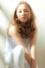 中村アン風 サマーレディグラマラス♪|MINX 原宿店 河野 沙耶佳のヘアスタイル
