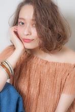 センシュアルボブ|MINX 原宿店 佐々木 千紘のヘアスタイル