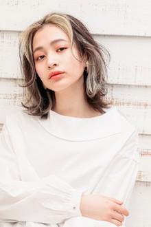 HAIR LIFE 2020 S/S medium|MINX 原宿店のヘアスタイル