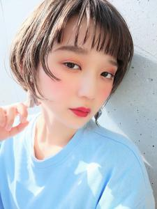 recommend in all seasons|MINX 原宿店のヘアスタイル