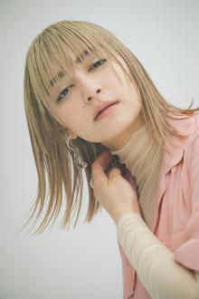 薄め前髪×くびれスタイル こなれウルフヘア|MINXplus 流山おおたかの森美容室のヘアスタイル