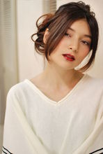カジュアルアレンジ|NATURA 塩崎 正樹のヘアスタイル
