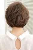 前髪×バレッタでイメチェン!簡単ショートヘアアレンジ