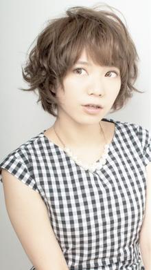 [nico.style]ハネ感♪ベリーショート|nico.のヘアスタイル