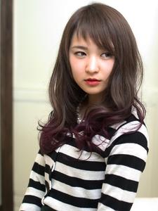 [nico.]デジパダブルカラー|nico.のヘアスタイル