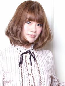 [nico.]ビタースウィート☆ボブ|nico.のヘアスタイル