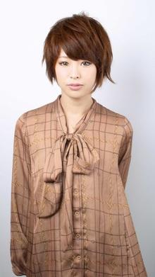 [nico.style]レッドリーフ♪ショート|nico.のヘアスタイル
