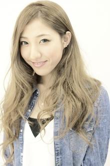 [nico.style]アンニュイロング nico.のヘアスタイル