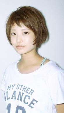 [nico.style]簡単スタイリングのショート|nico.のヘアスタイル