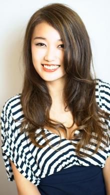 [nico.style]夏女ハワイアンヌーディーハイライト|nico.のヘアスタイル