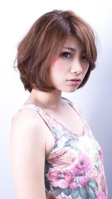 [nico.style]サマーショートボブ nico.のヘアスタイル