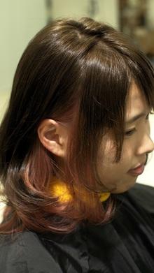 [nico.style]2トーンボブ|nico.のヘアスタイル
