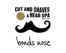 bonds nose  | ボンズ ノセ  のロゴ