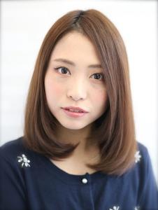 大人可愛いフェミディ☆|Nozのヘアスタイル