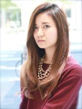 女前ロング|Nozのヘアスタイル