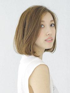 スリーク☆ボブ|Of HAIR 銀座店のヘアスタイル