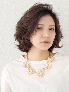 ふわっと☆パーマ|Of HAIR 銀座店のヘアスタイル