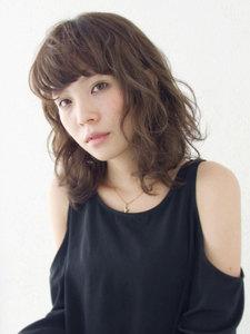 リラクシーウェーブ☆|Of HAIR 銀座店のヘアスタイル