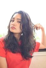 タオルドライからの自然乾燥で簡単ブロー|Of HAIR 銀座店のヘアスタイル