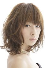 |Of HAIR  表参道店のヘアスタイル