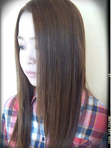 艶髪ストレート|OLIVE Hair Luceのヘアスタイル