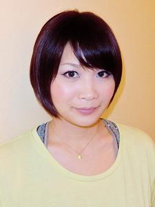 大人かわいいショート|OLIVE Hair Luceのヘアスタイル