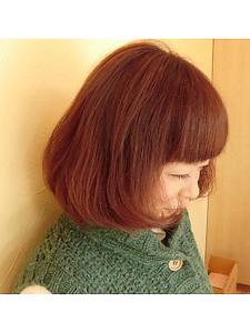 大人可愛いボブ|OLIVE Hair Luceのヘアスタイル