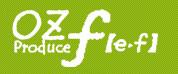 Oz f 【 e・f 】 西真美店 | オズエフ ニシマミテン のロゴ