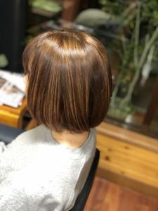 レディースカット|Palet'sのヘアスタイル