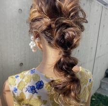 ウエディングヘアースタイル|PANORAMICAのヘアスタイル