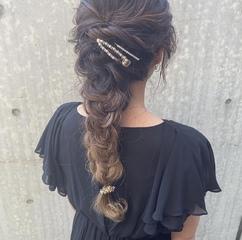 ウエディングヘアースタイル