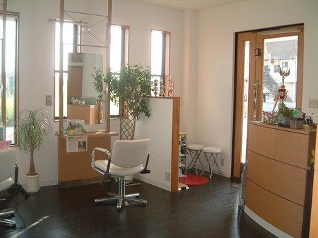 美容室 パルティーレ