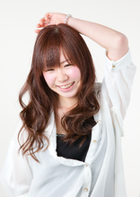 summer|オレンジ・ペコのヘアスタイル