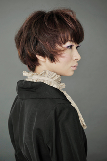 |PESCO PESCAのヘアスタイル