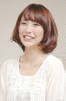  PLACE IN THE SUNのヘアスタイル