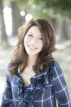 巻きガールの進化系!! plus citta' 高井 幸子のヘアスタイル