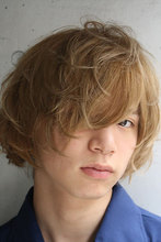 |P's -hair atelier-のメンズヘアスタイル