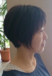 シンプルなボブスタイル|美容室/美容院 Run アールアン  平塚のヘアスタイル