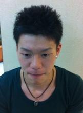 爽やかモヒカン|美容室/美容院 Run アールアン  平塚のメンズヘアスタイル