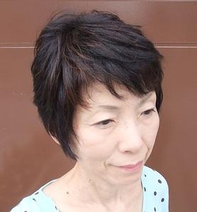 暑さを乗り切る爽やかショート|美容室/美容院 Run アールアン  平塚のヘアスタイル