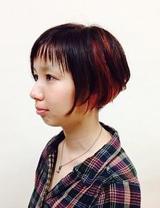 モードボブ|美容室/美容院 Run アールアン  平塚のヘアスタイル