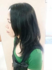 姫カット風スウィートフェミニン|美容室/美容院 Run アールアン  平塚のヘアスタイル